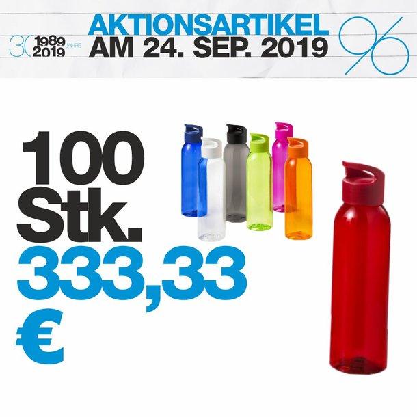 Trinkflasche 650ml 100 Stück Set-Preis