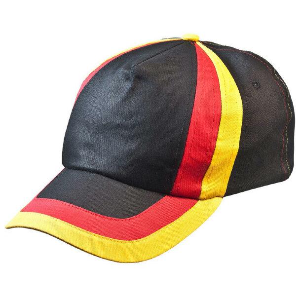 """Cap """"Stripes"""" Deutschland"""