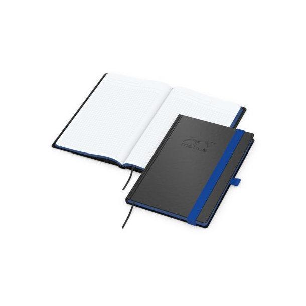 Color-Book A5 bestseller, Farbschnitt mittelblau