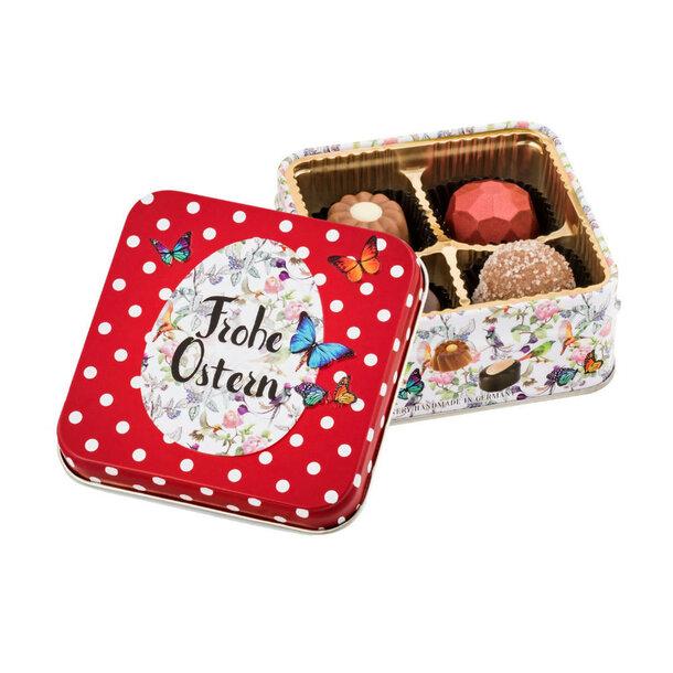 Geschenkartikel / Präsentartikel: Frohe Ostern - Pralinen 50 g