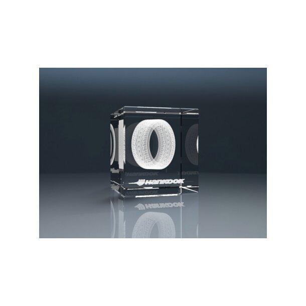 Glaswürfel, 100x100x100mm