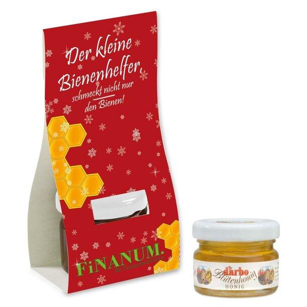 Honig in Überreichverpackung