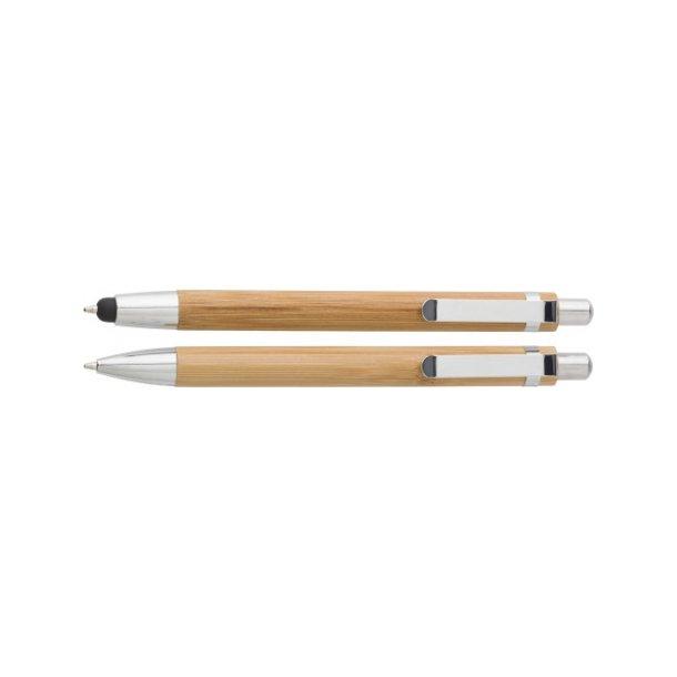 Kugelschreiber-Set \'Bamboo\' aus Bambus