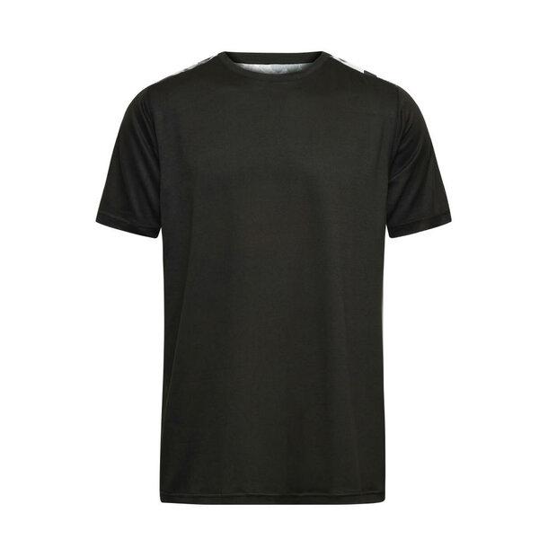 Men\'s Sports Shirt - Funktions-Shirt aus recyceltem Polyester für Sport und Freizeit