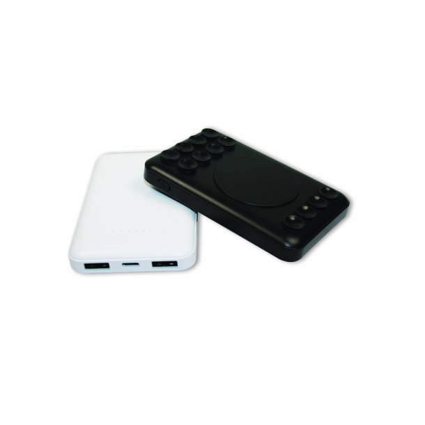 """Powerbank und Wireless Charger """"Hold"""""""
