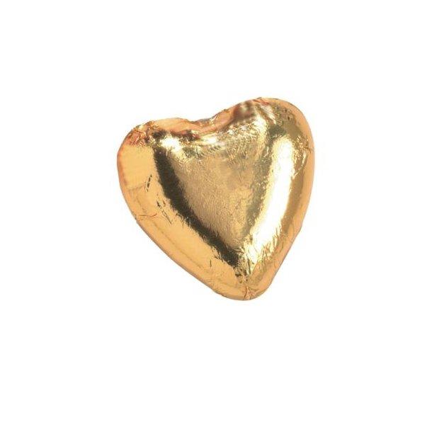 Schokolade, Choco-Herz gold