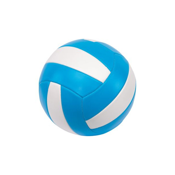"""Volleyball, """"5"""", """"Play Time"""", blau/weiss"""