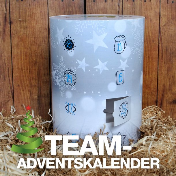 "Team-Adventskalender ""The Tower"""